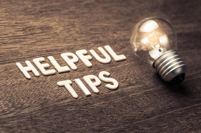 helpful-tips-letters-light-bulb-wood
