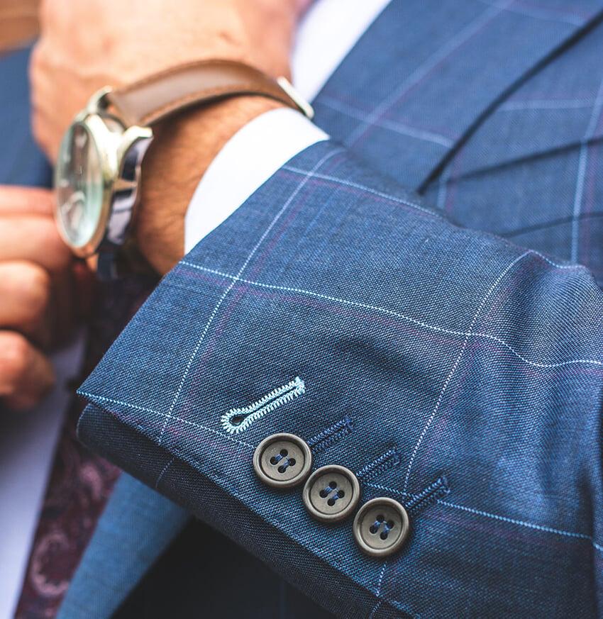 man-wearing-blue-designer-suit