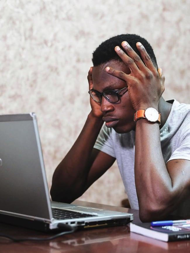 man-working-using-a-laptop
